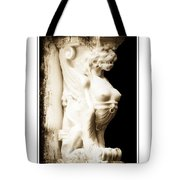 Breasted Column Tote Bag