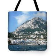 Breath Of Paradise Tote Bag