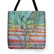 Breathe - Tree Of Life 4 Tote Bag