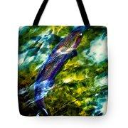 Breathing Water Tote Bag