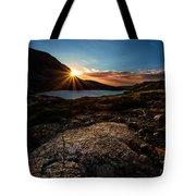 Breathless Sunrise II Tote Bag