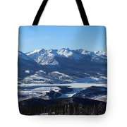 Breathtaking View Tote Bag