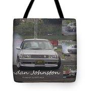 Bredan Johnston Tote Bag