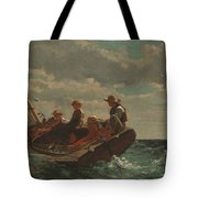 Breezing Up A Fair Wind Tote Bag