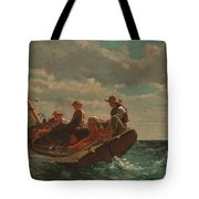 Breezing Up.a Fair Wind Tote Bag