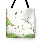 Breezy Canopy Tote Bag