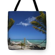 Breezy Island Life Tote Bag