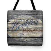Brekles Brown Tote Bag