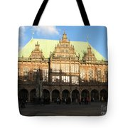 Bremen Town Hall Germany Tote Bag