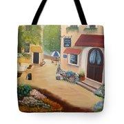 Brenda's Town Tote Bag