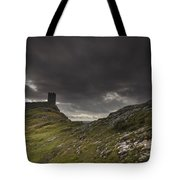 Brentor Church Dartmoor Devon Uk Tote Bag