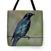 Brewers Blackbird Tote Bag