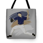 Brewers Shadow Player Tote Bag