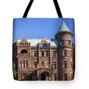 Brewmaster Castle - Washington Dc Tote Bag