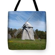 Brewster Windmill Tote Bag