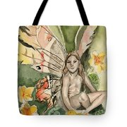 Brian Froud Faerie Tote Bag