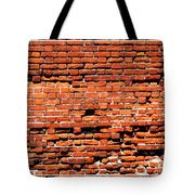 Brick Scarp Walls And Casement Gallery Tote Bag