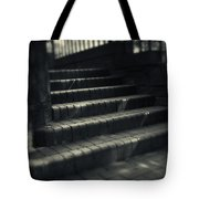 Brick Steps Tote Bag