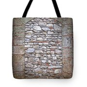 Bricked Up Doorway Tote Bag