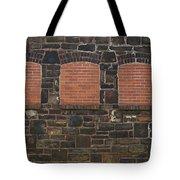 Bricked Windows   #2561 Tote Bag