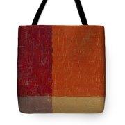 Bricks And Reds Tote Bag