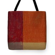 Bricks And Reds Tote Bag