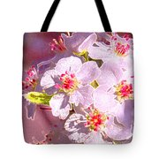 Bridal Bouquet By Jrr Tote Bag