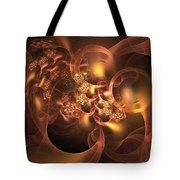 Bridal Bouquet Tote Bag