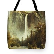 Bridal Falls Tote Bag