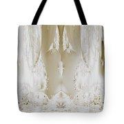 Bridal Satin Tote Bag