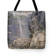 Bridal Veil Blowing In The Wind Tote Bag