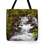 Bridal Veil Creek Tote Bag