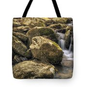 Bridal Veil Stream - Heber Springs Arkansas Tote Bag