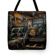 Briden-roen Sawmill Tote Bag