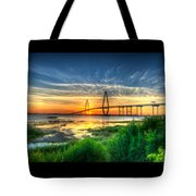 Bridge 3 Tote Bag
