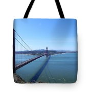 Bridge America Tote Bag