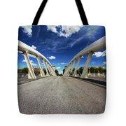 Bridge Arch Tote Bag