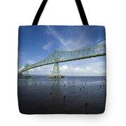 Bridge Astoria Or 2 A Tote Bag