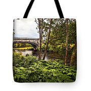 Bridge At Iveraray Castle Tote Bag