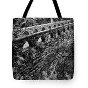 Bridge At Whatcom Falls Park  Tote Bag