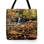Bridge By B Reynolds Falls Tote Bag