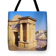 Bridge Gate In Cordoba Tote Bag