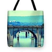 Bridge Of Arches Tote Bag