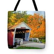 Bridge Of Madison County Tote Bag