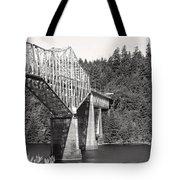Bridge Of The Gods Tote Bag