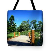 Bridge Perspective Tote Bag