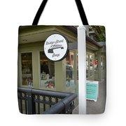 Bridge Street Soap Tote Bag