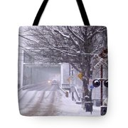 Bridge Street To New Hope Tote Bag
