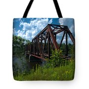 Bridge To A Time Gone By Tote Bag