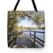Bridge To Beyond Tote Bag